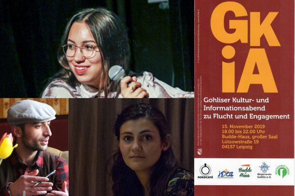 {:en}Readings at Gohlis Culture Event in Leipzig{:}{:ar}قراءات أدبية في فعالية غوليس الثقافية في لايبزيغ{:}