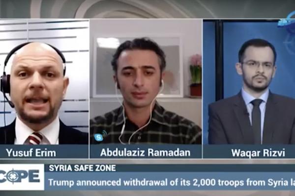 Turkey Safe Zone in Northeast Syria – Debate on Scope Show