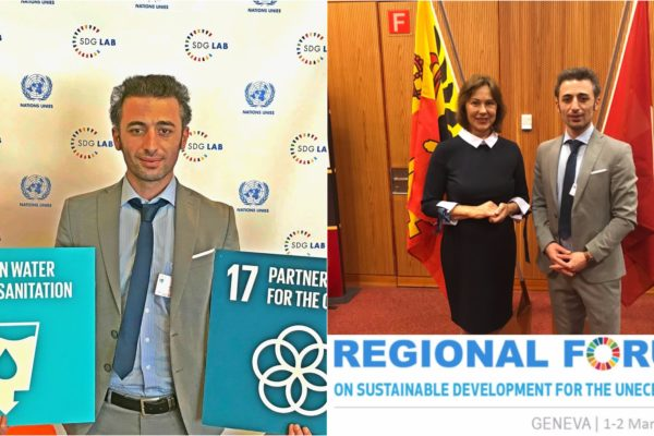 UNECE Regional Forum on SDGs 2030 – Geneva 2018